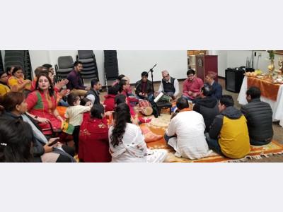 Maha Shivaratri Celebration - 2020