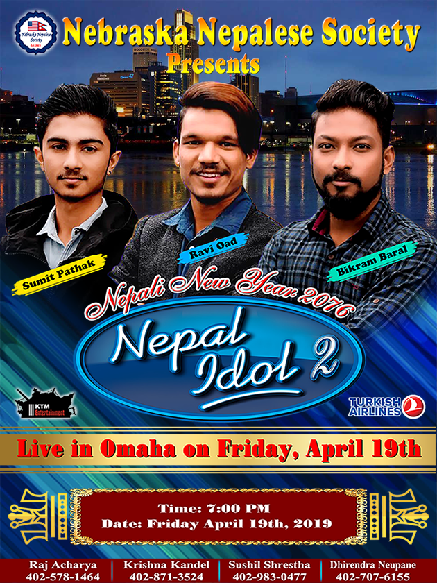 Nepal Idol Season-2 Sponsorship Opportunity