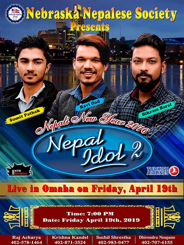 Nepal Idol Season-2 Sponsorship Opportunity